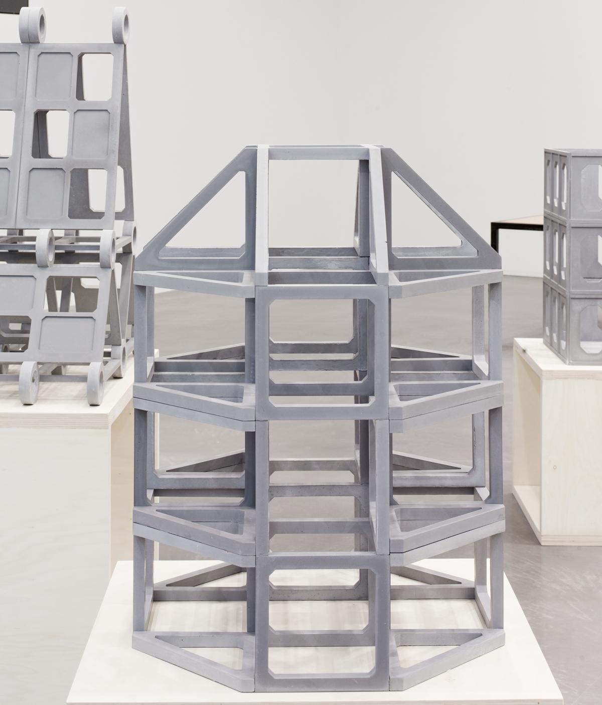 Structures productives, récif artificiel Crystal de chez Kouwa