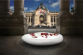 Still Moving, Sculpture interactive sonore et vidéo, acte 14 de la Mécanique@ des émotions