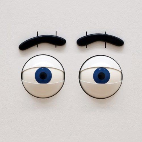 Ryan Gander_yeux