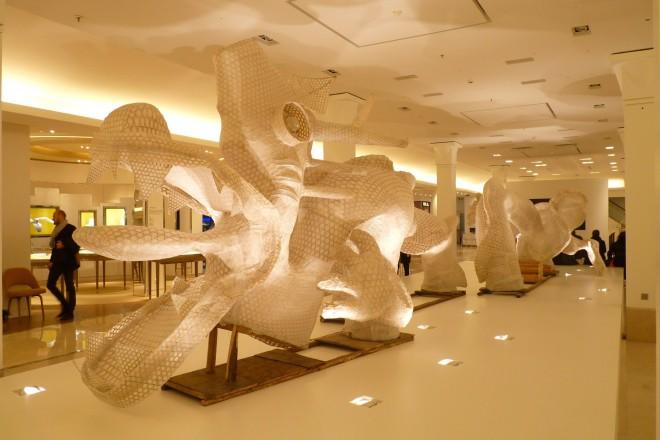 Dragon en quatre segments, Ai Weiwei, 2016