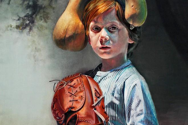 «Portrait accessoire », Gael Davrinche