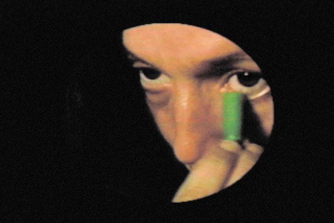 « El diablo en la piel » (arrêt sur image vidéo), Ximena Cuevas, 1998<br><br>
