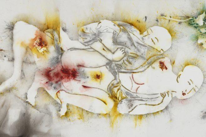 «Seasons of life Fall», Cai Guo-Qiang, 2015