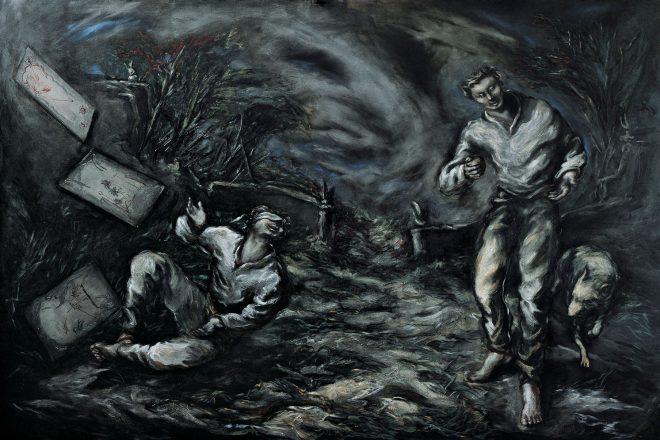 «Adhara», Gérard Garouste, 1981