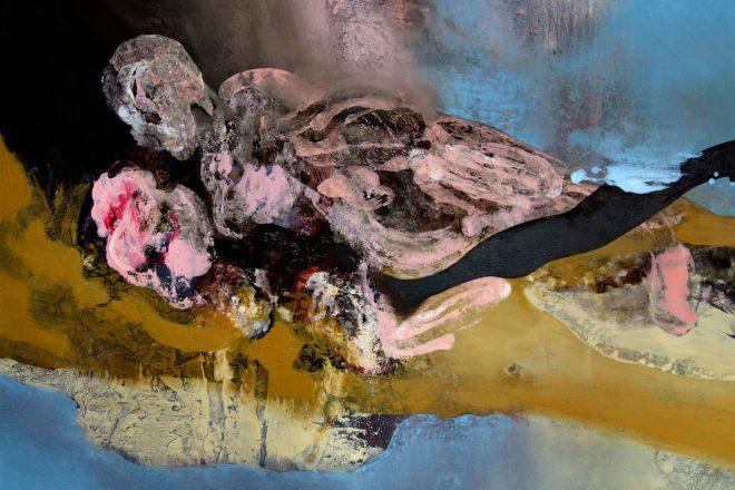 « Dans sa bouche et ses mains », Christophe Miralles