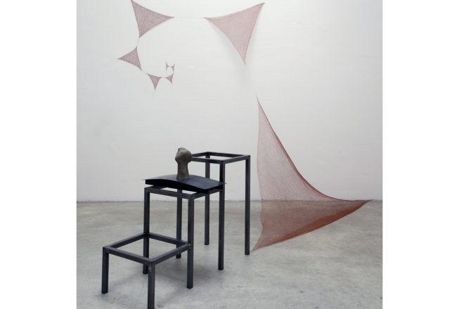 «Sans titre», Marisa Merz, 1993