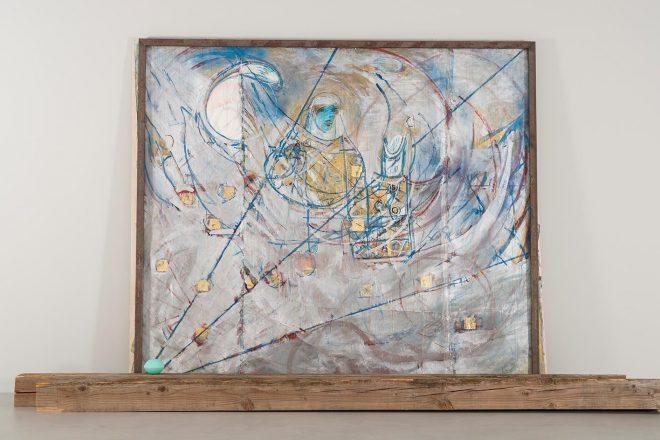 «Sans titre», Marisa Merz, 2010