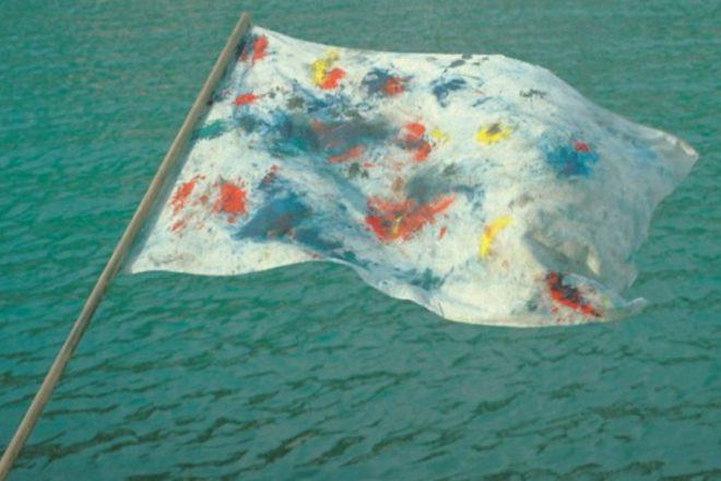 «The Flag of the World», Braco Dimitrijević, 1963