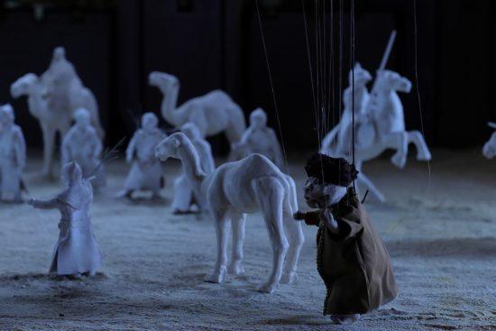 «Cabaret Crusades: The Path to Cairo», Wael Shawky, 2012