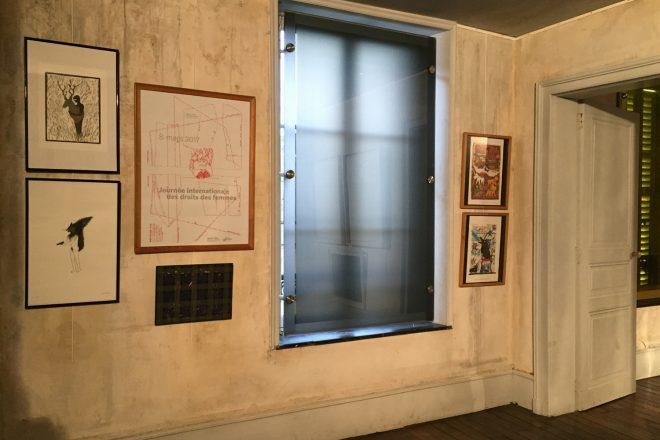 Vue de l'exposition « Balak #7 »