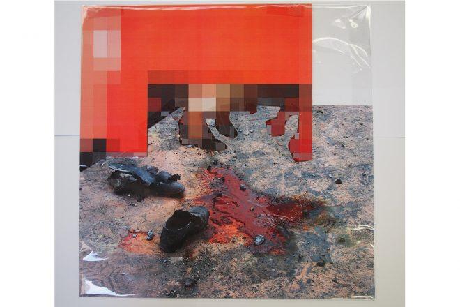 « Pixel-Collage n°117 », Thomas Hirschhorn, 2017