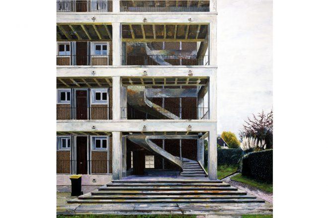 «Immeuble Jenner», Yves Bélorgey, 2016