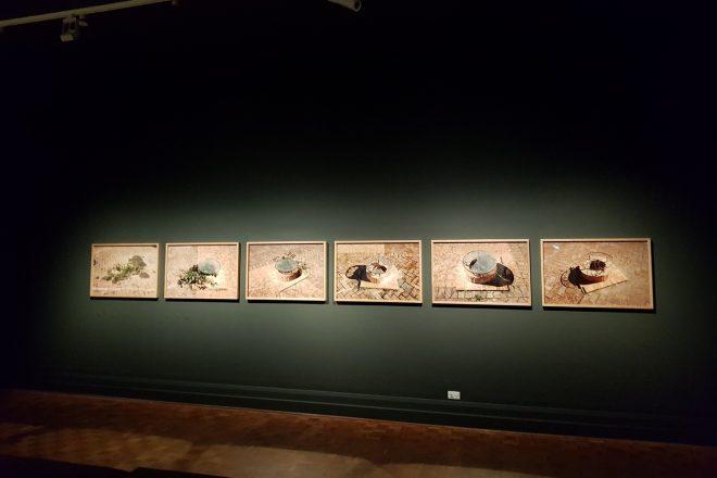 «Les oculus», série «C'est encore la Nuit», mounir fatmi