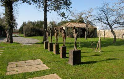 Sculptures signées Marc Petit