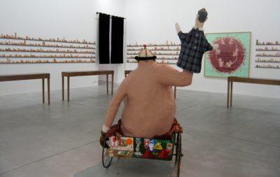 Patrick Van Caeckenbergh – Vue d'exposition