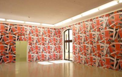Installation signée Thomas Bayrle