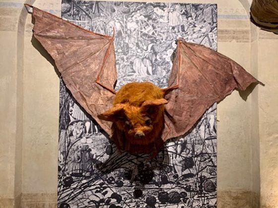 «Bat», Monster Chetwynd, 2018