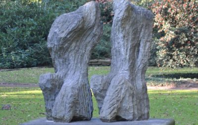 Sculpture signée Eugène Dodeigne
