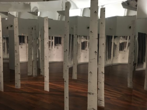 «Tissage», Min-Jung-Yeon, 2019