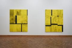 Yves Zurstrassen ou l'extension du domaine de la peinture