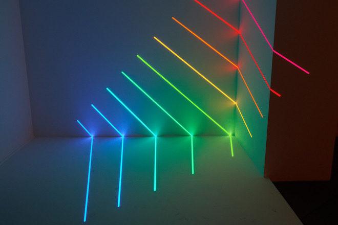 Spectrum, Vanishing Points, Olivier Ratsi, 2019. © Olivier Ratsi
