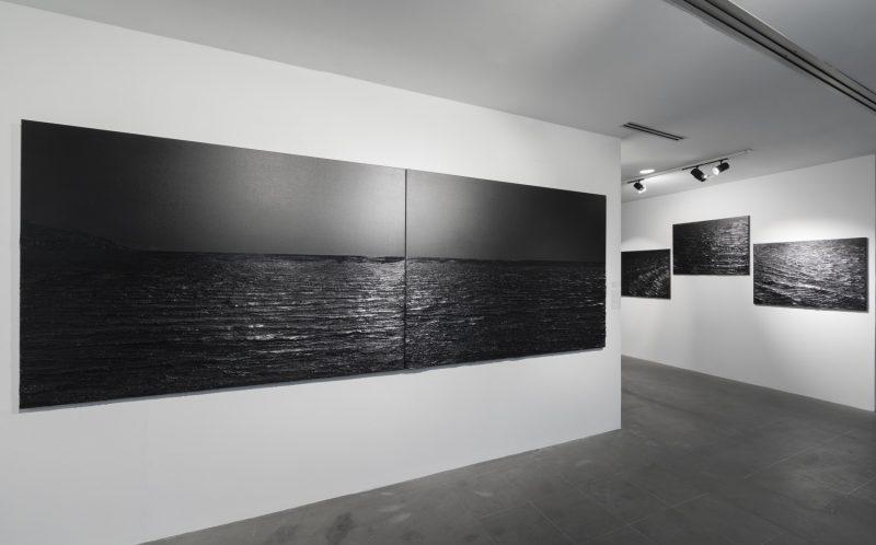 Vue de l'exposition The Crossing, 2020 ©Bao Vuong, photos: A2Z Art gallery