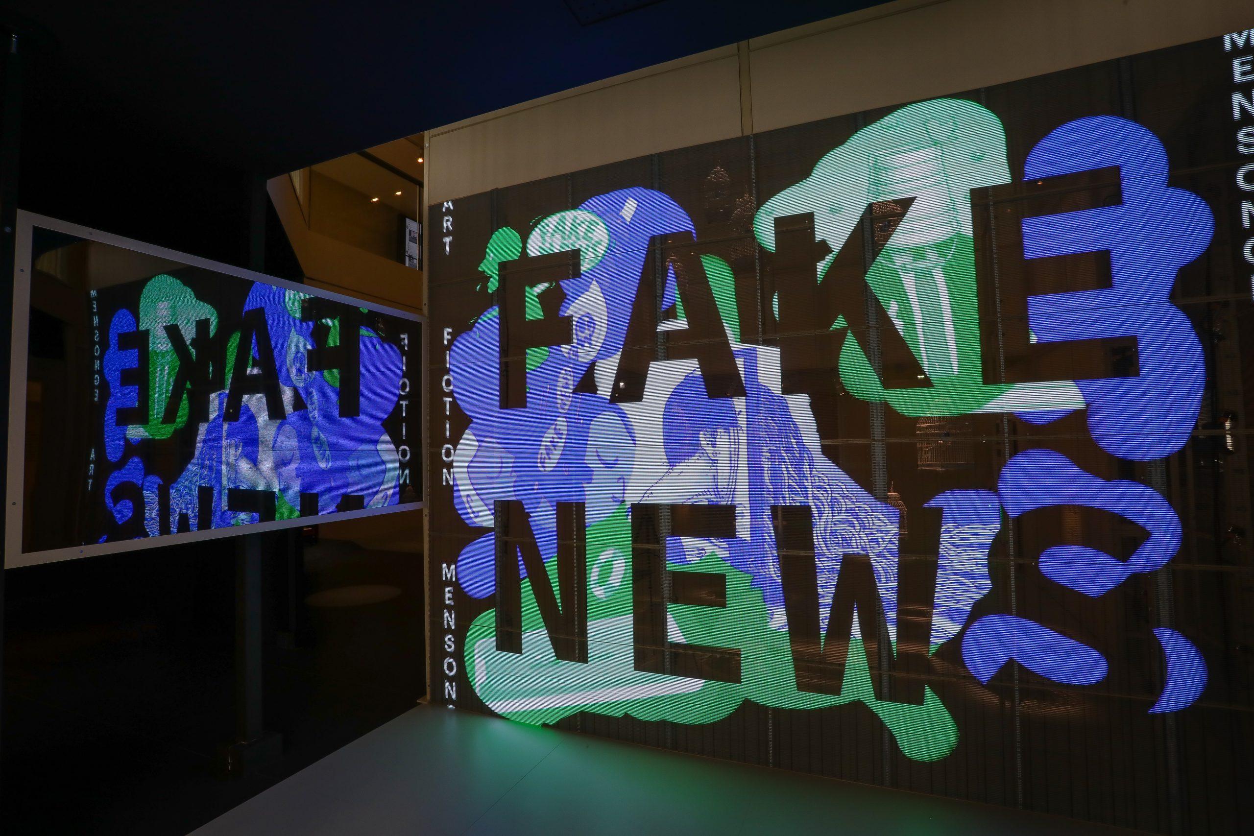 Fake News, entre art et enquête