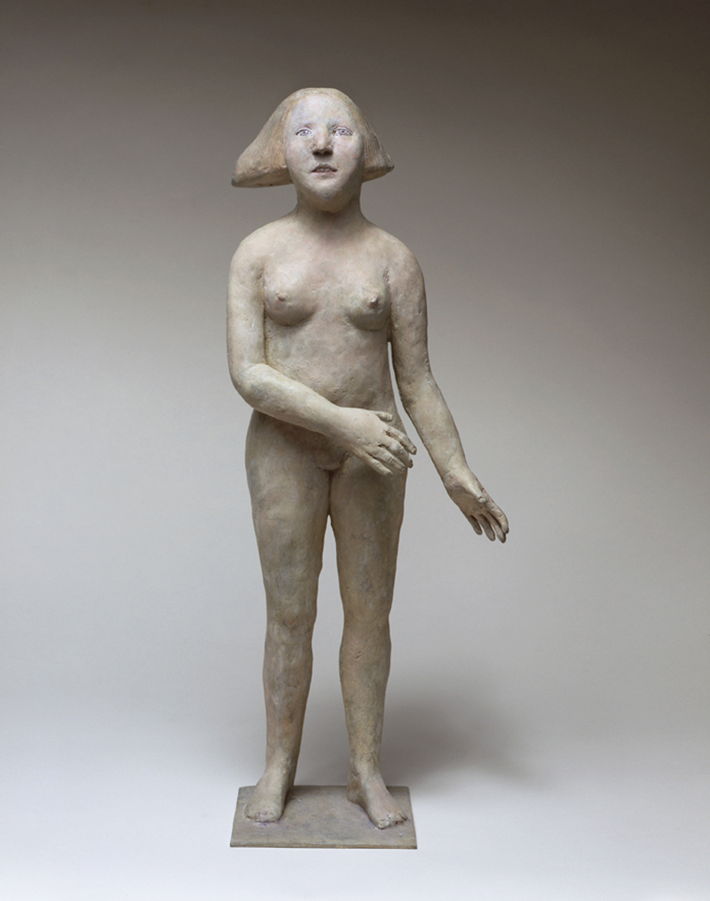 Jane, bronze édité à 8 ex. (H.40  x 20 cm)