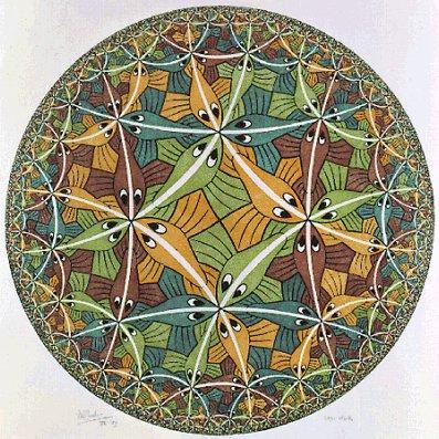 Maurits Cornelis Escher | Limite circulaire |