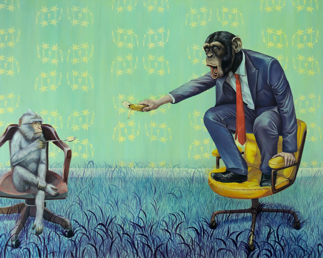 Feeding the Stupid Monkey