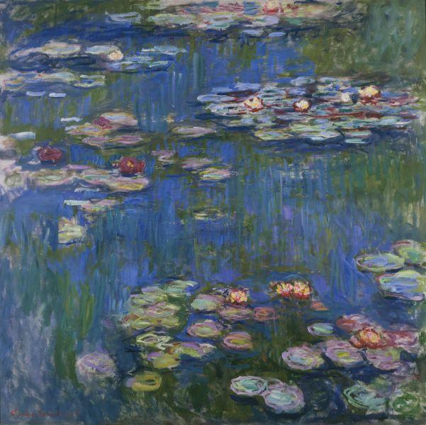 Claude Monet   Les Nymphéas  