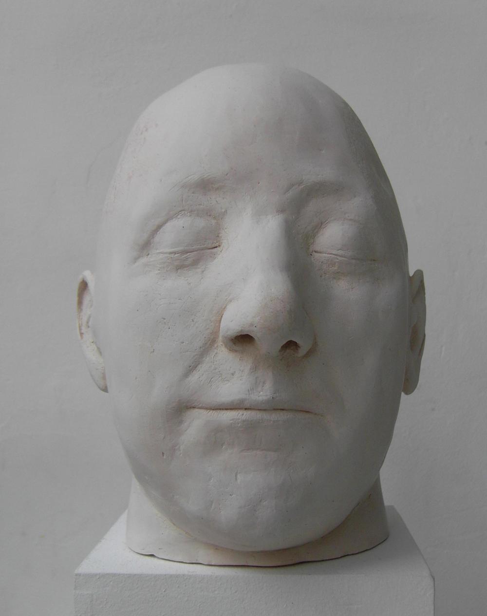 Soirée Alzheimer, céramique, pièce unique, (H.17  x 13 cm)