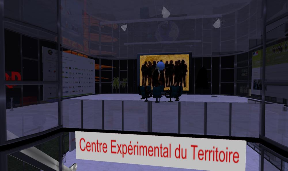 Le Centre expérimental @du Territoire et Laboratoire social