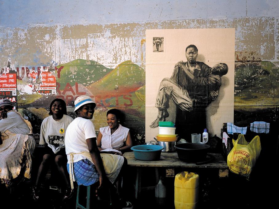 Sida, Durban, Afrique du Sud