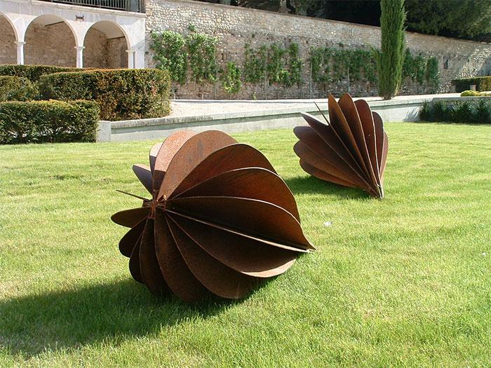 Sylvie Maurice| graines oblongues 1 & 2 |