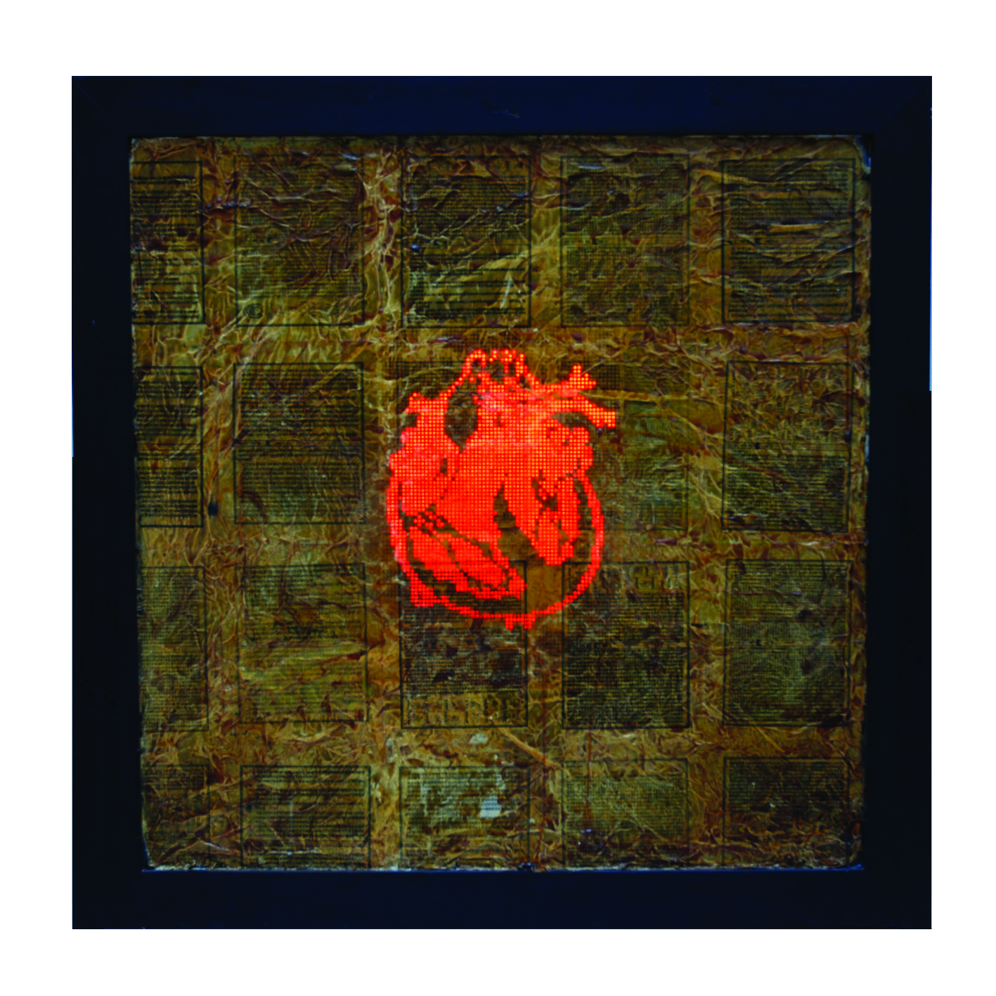 collectif Liu Dao| Heart's beating  |