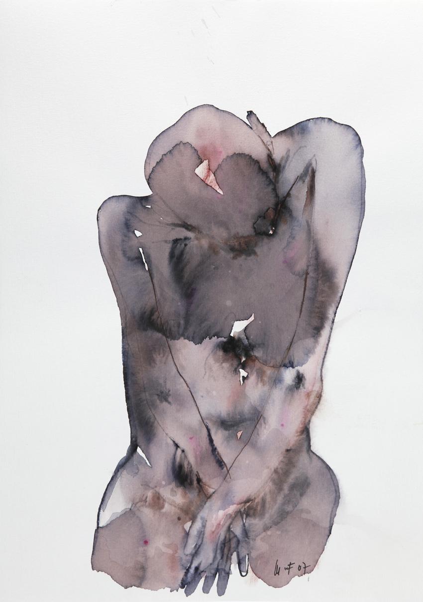 Les dénudés