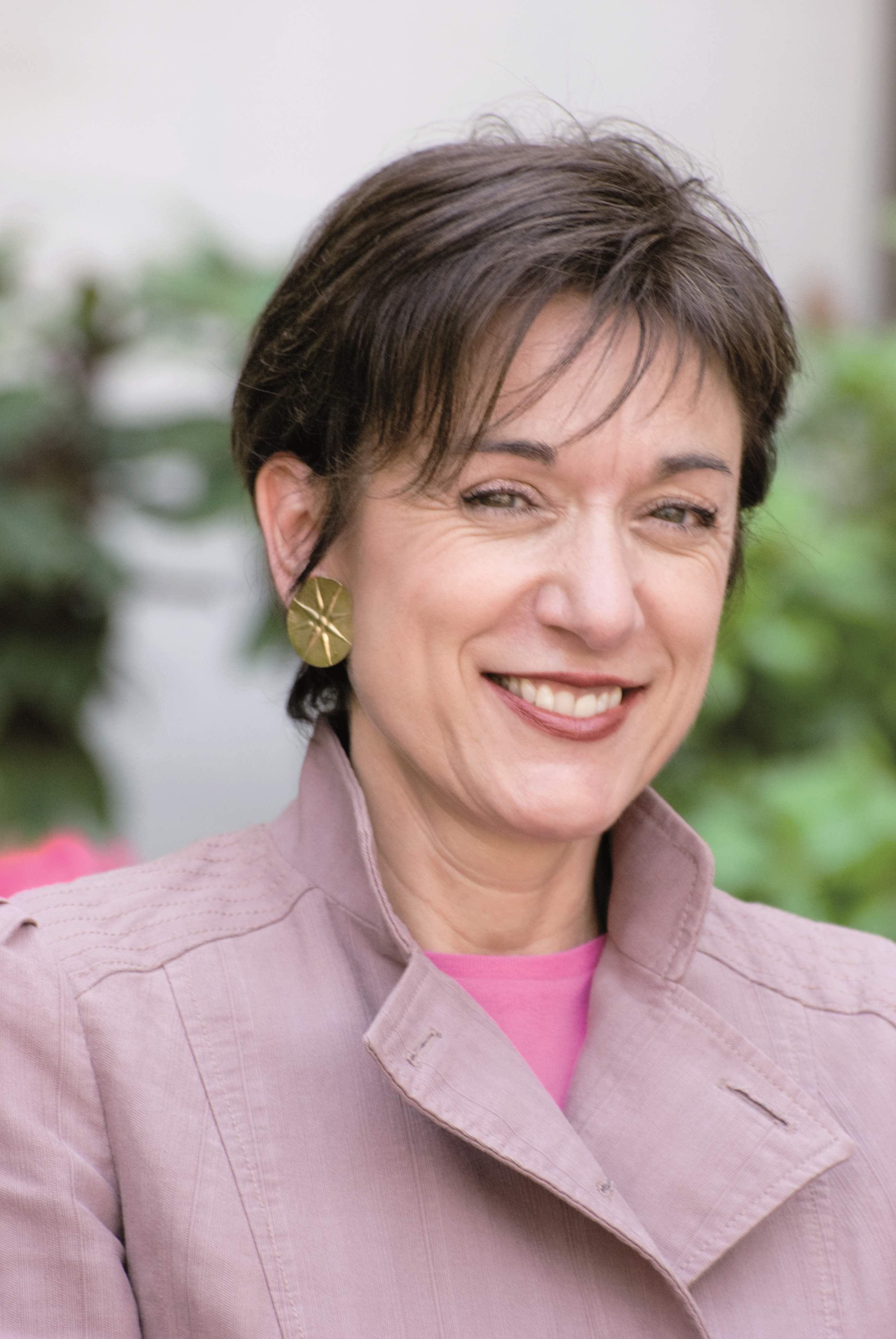 Sylviane Tarsot-Gillery, directrice générale déléguée@de l'Institut français
