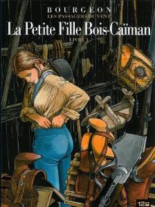 Tome 1 @ de La petite fille Bois-Caïman