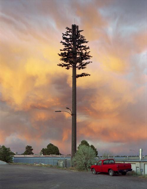 Robert Voit | Industrial Drive, Flagstaff, Arizona | 2006