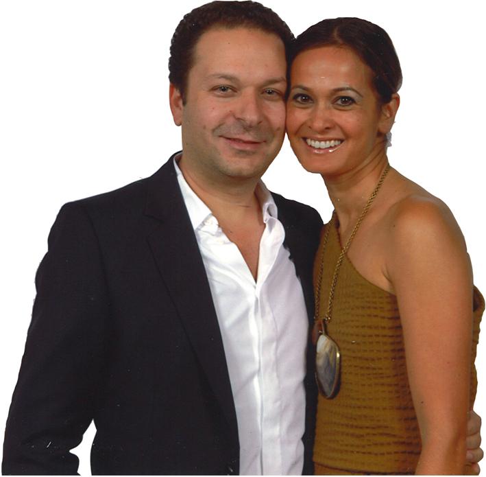 Chiara et Steve Rosenblum | |