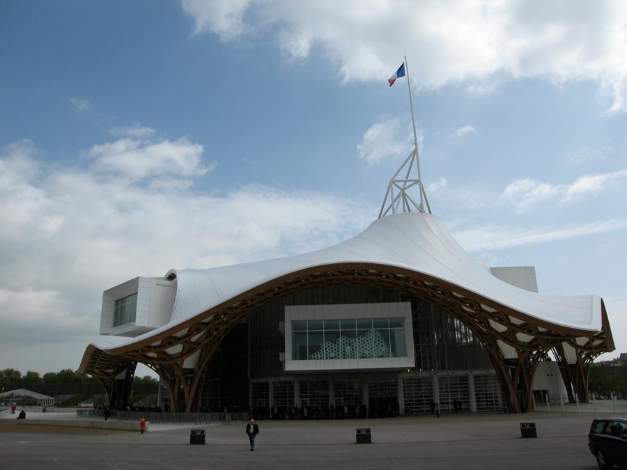 Le Centre Pompidou-Metz | |