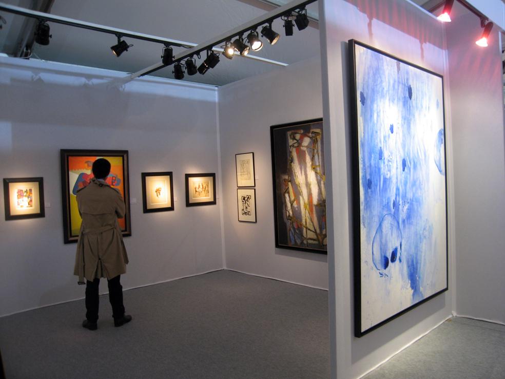 Matthieu Dorval, à la galerie Livinec, Paris | |