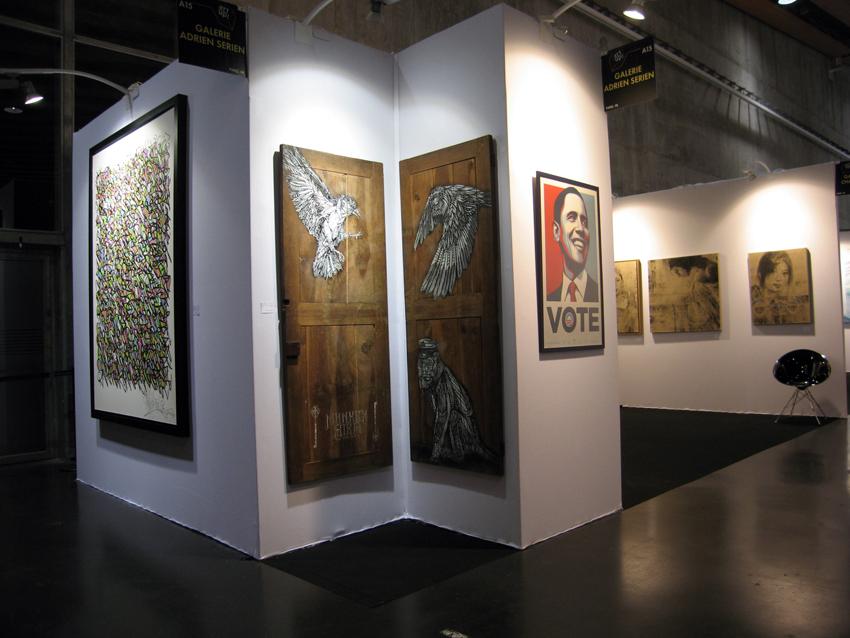 Galerie Adrien Serien