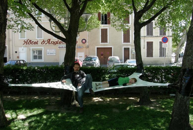 Intervention à Salon-de-Provence