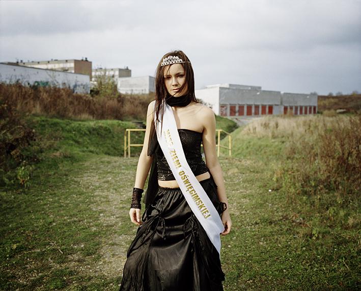 Miss Oswiecim, série 3/7 Oswiecim