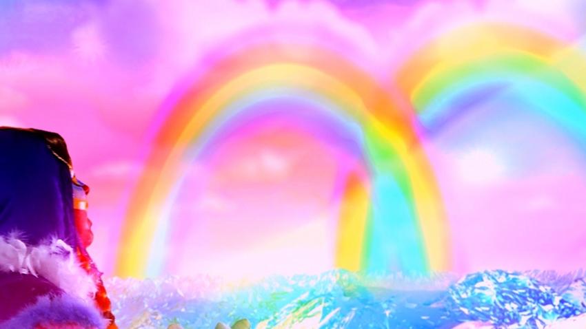 Over the Rainbow, vidéo
