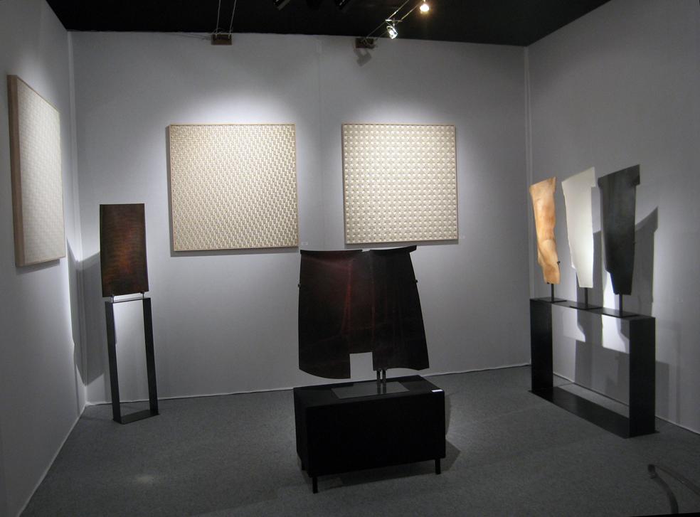 Felipe Gayo et Paul Balme, à la galerie Capazza, Paris/Nançay |  |