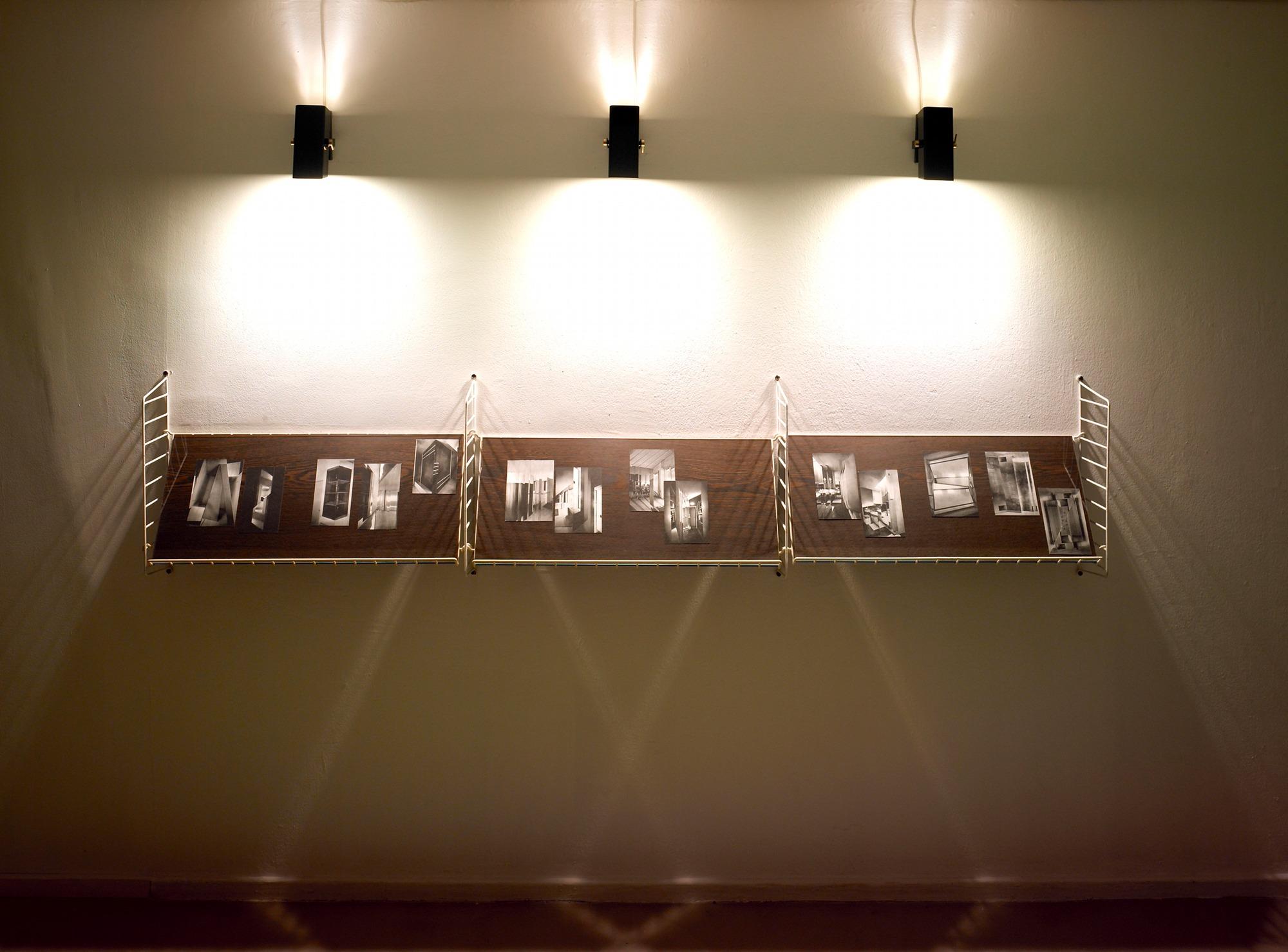 Vue de l'exposition Procession@au CAPC musée