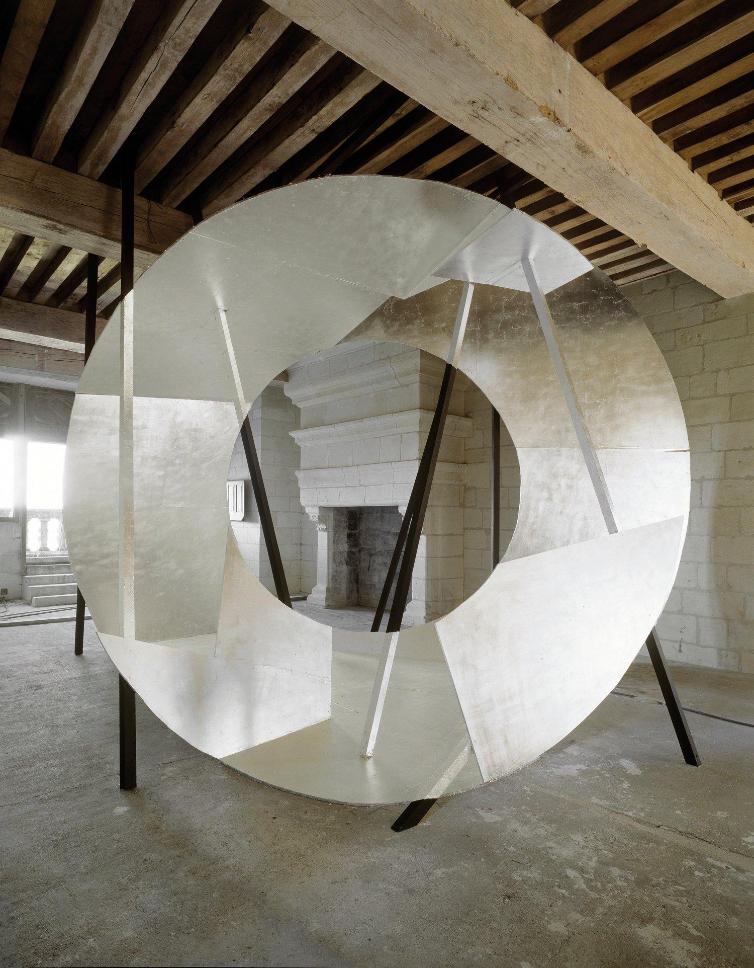 Installation 2 (Chambord), tirage photographique (230 x 180)